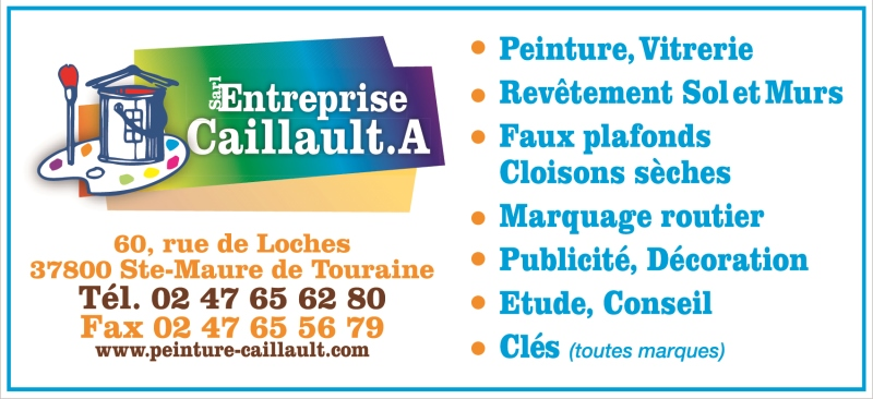 Entreprise Antoine CAILLAULT